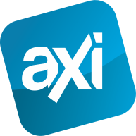logo AXI full color