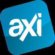 logo AXI full color
